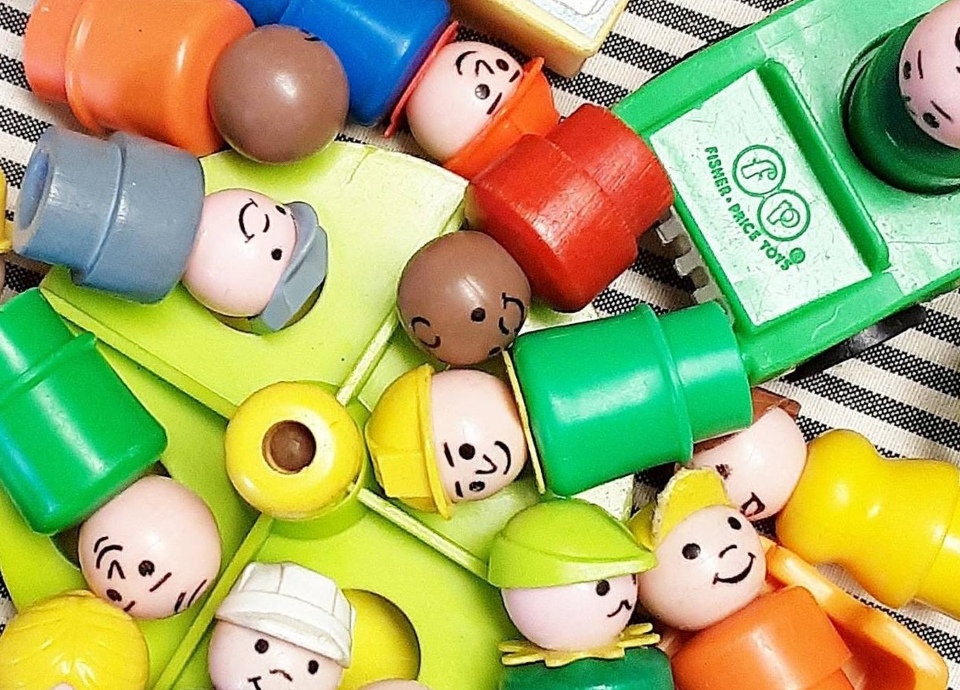 Fisher-Price Little People; nurture client relationships