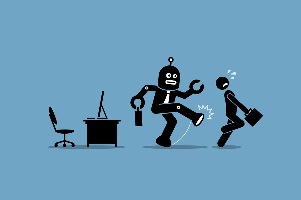 robots vs. humans: honing the human element in banking